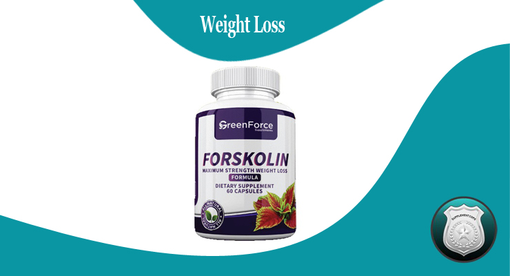 Green Force Forskolin