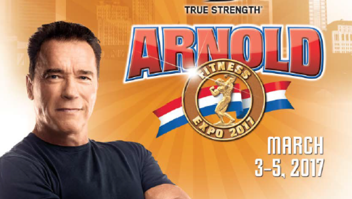 Collins Gann McCloskey & Barry Lawyers Head to 2017 Arnold Sports Festival