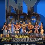 Rick Collins and CGM&B Sponsor IFBB New York Pro