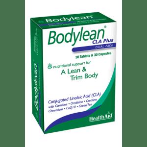 HealthAid Bodylean CLA Plus (Chromium,CoQ10 , Green Tea++) Blister