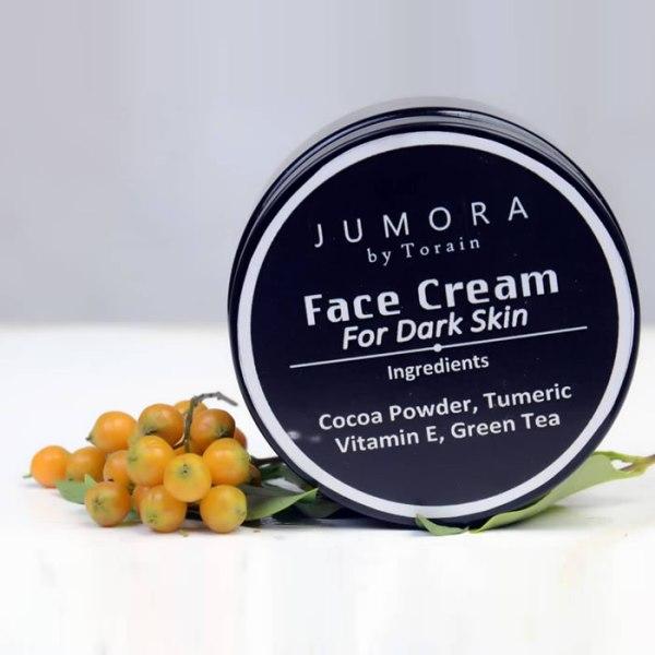 Jumora Face Cream For Dark Skin