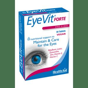 HealthAid EyeVit® FORTE 30's Tablets