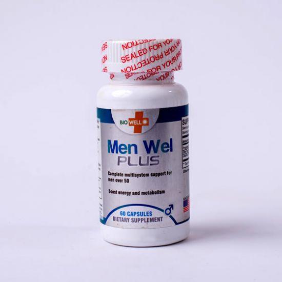 Men-wel Plus by 60 caps