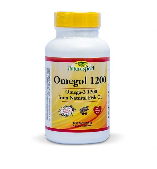 Nature's Field Omegol 1200