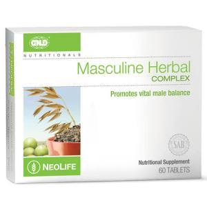 NeoLife Masculine Herbal Complex