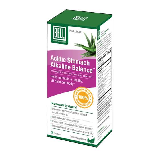 Bell Acidic Stomach/Alkaline Balance