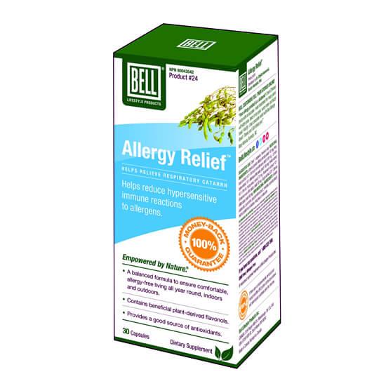 Bell Allergy Relief