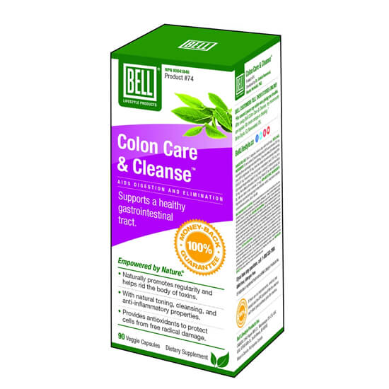 bell colon care and cleanse