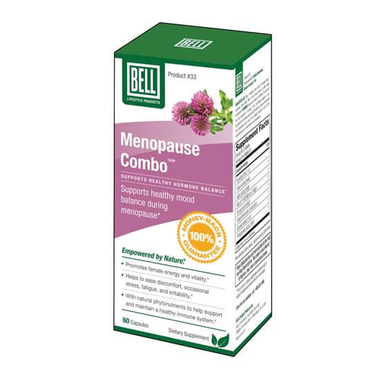Bell HRT Menopause combo