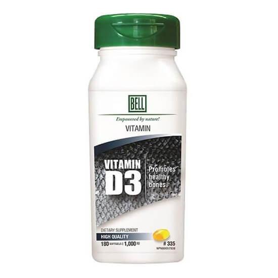 bell vitamin d3