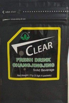 fresh drink changjingjing 1