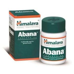Himalaya Abana - 60 Tabs