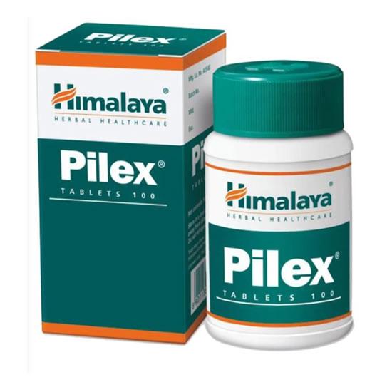 Himalaya Pilex - 60 Tabs