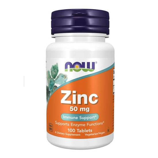 now food zinc 50mg
