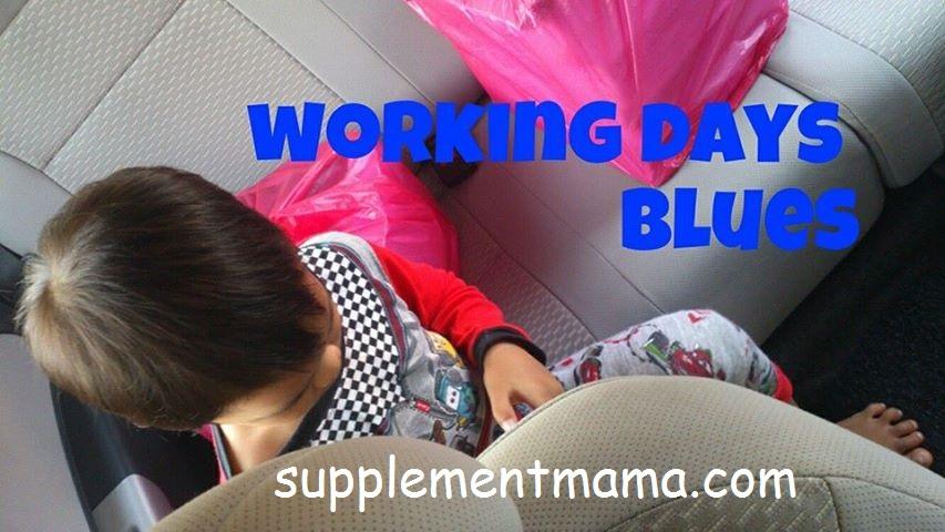 dilema ibu bekerja tinggalkan anak