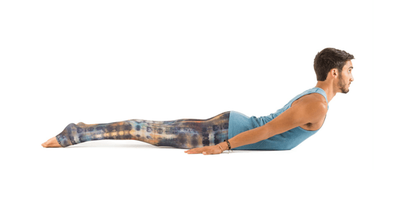The Locust Pose