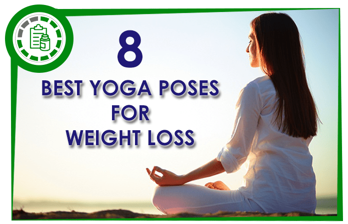 Yoga Poses for Weight Loss