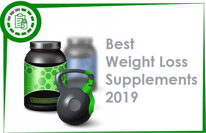 Best weight loss supplements 2019
