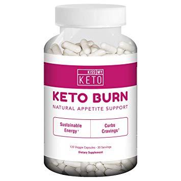 Kiss My Keto Ketogenic Supplement