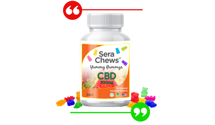 Sera Chews CBD Gummys Review