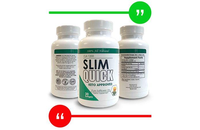Slim Quick Keto Review