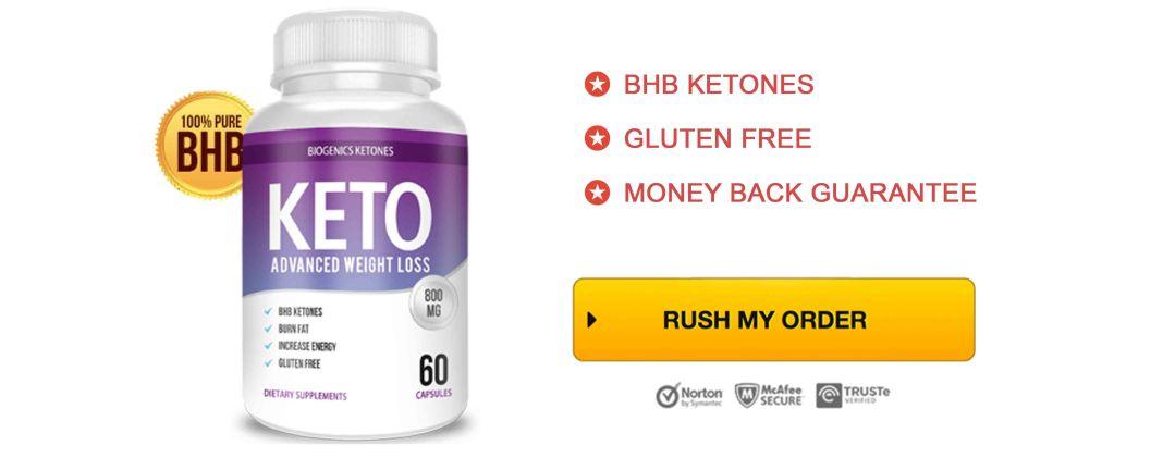 Biogenics Ketones Free Trial