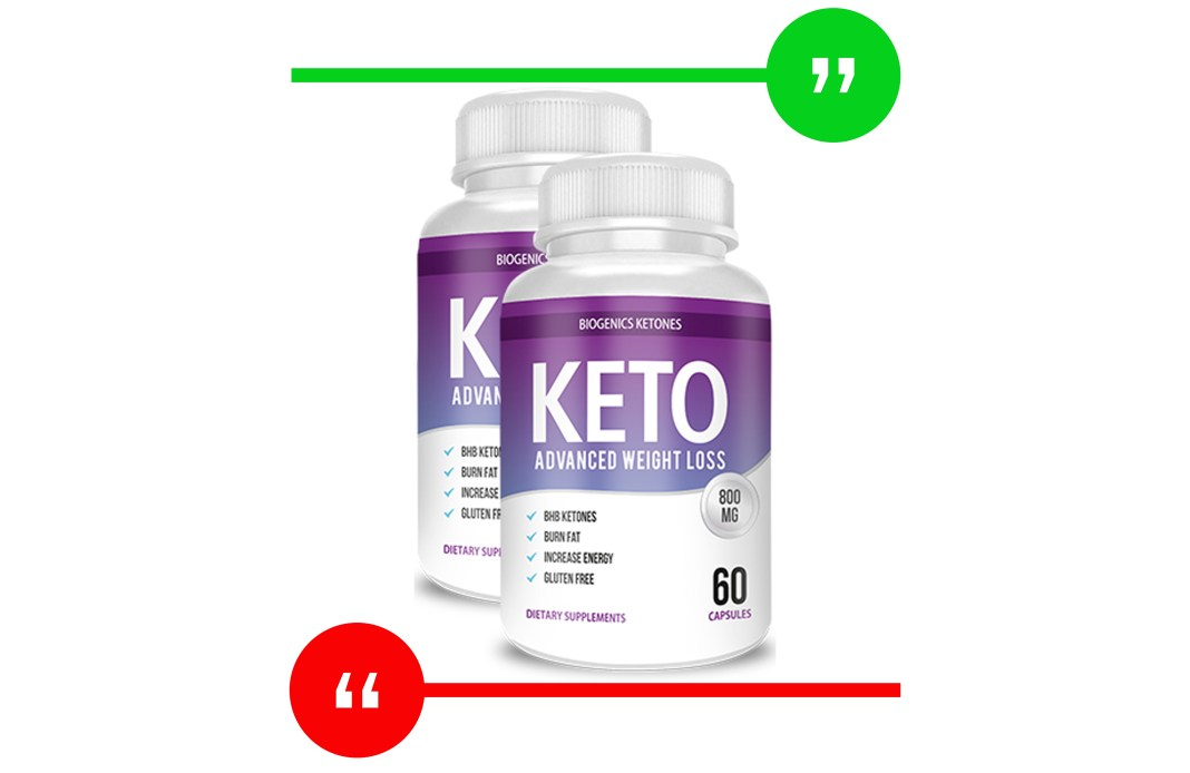 Biogenics Ketones Keto Review