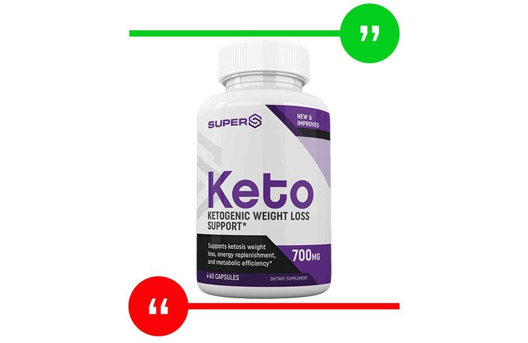 Super S Keto Review