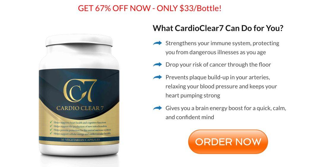 Cardio Clear 7 Free Trial