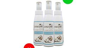 Cocoili Face Cleanser Review
