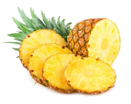 Eat Pineapple and Say Pain Bye