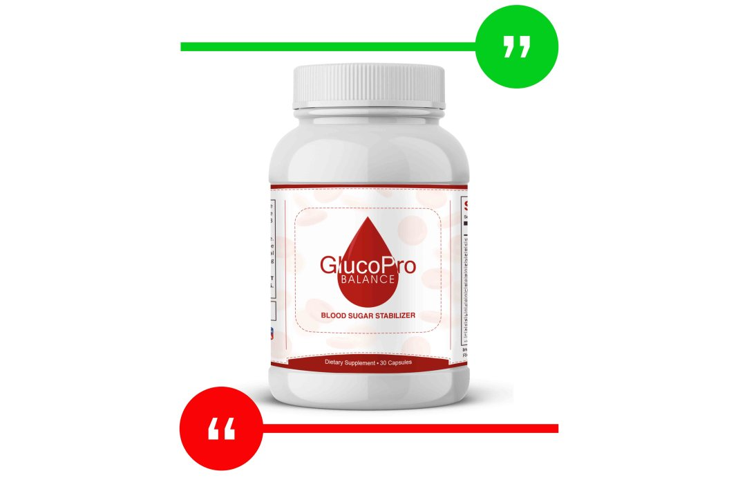 GlucoPro Balance Review