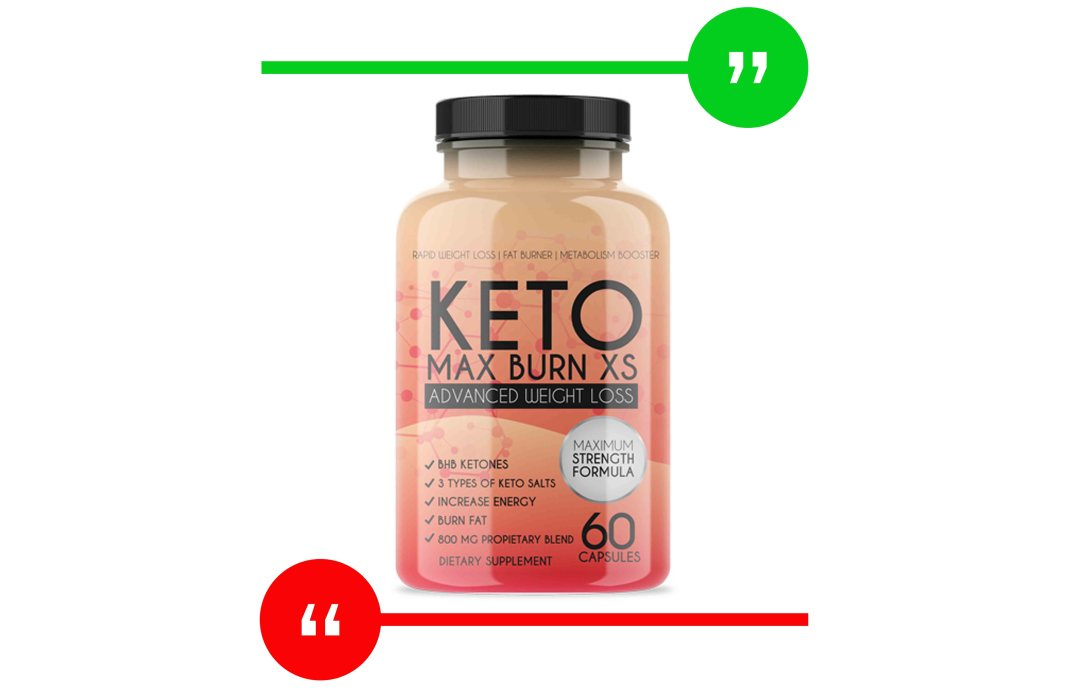 Keto Max Burn XS Review