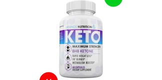 Legends Nutrition Keto Ingredients