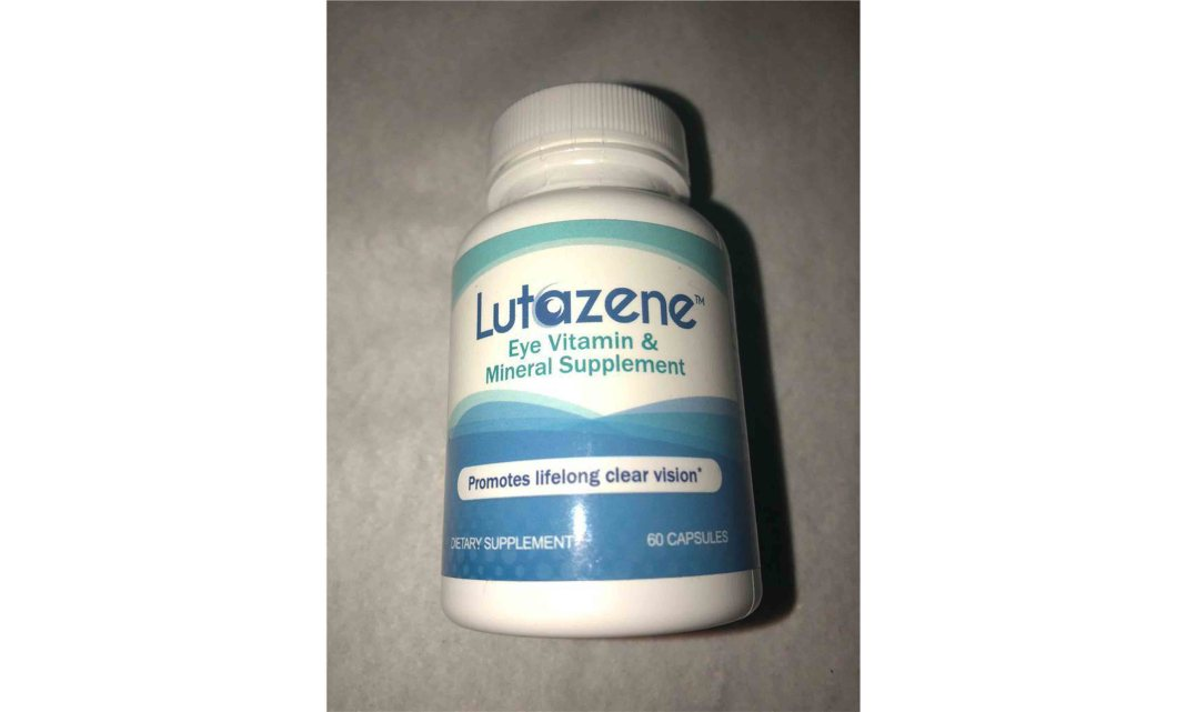 Lutazene Eye Vision Supplement Review