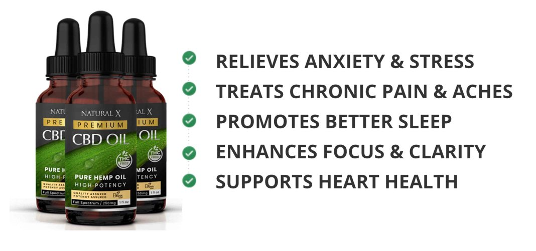 Natural X CBD Oil Reviews