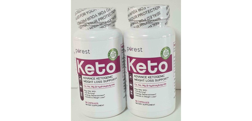 Purest Keto Weight loss pill