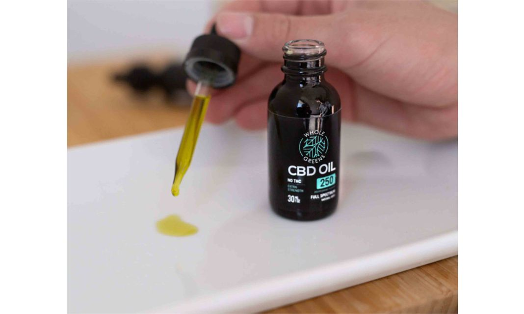 Whole Greens CBD Oil User Review