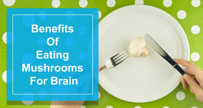 Benefits Of Eating Mushrooms For Brain