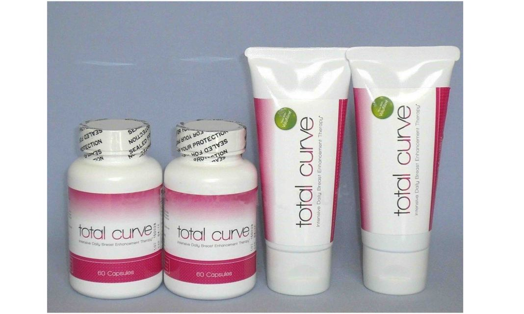 Total Curve Breast Enhancement Supplement