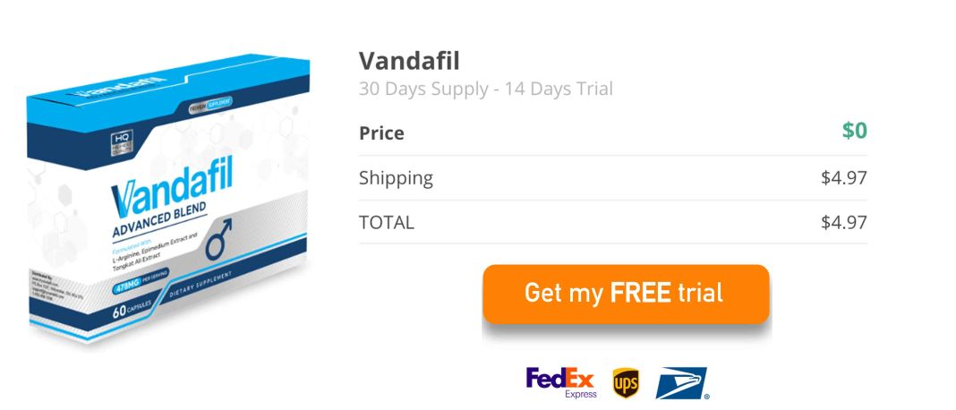 Vandafil Free Trial