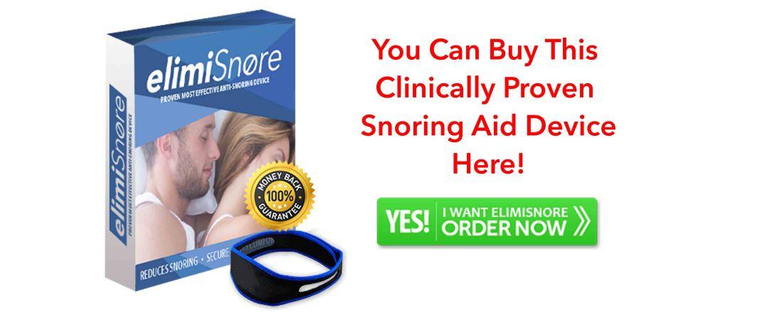 buy Elimisnore snoring aid