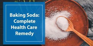 Baking Soda, The Complete Beauty And Health Care Remedy