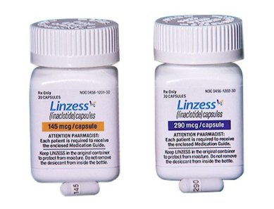 Linaclotide (Linzess) and plecanatide (Trulance)