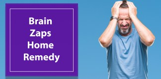 Brain Zaps Home Remedy