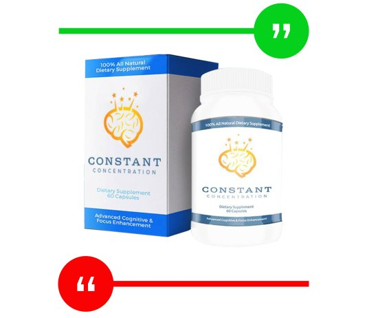 Constant Concentration Review