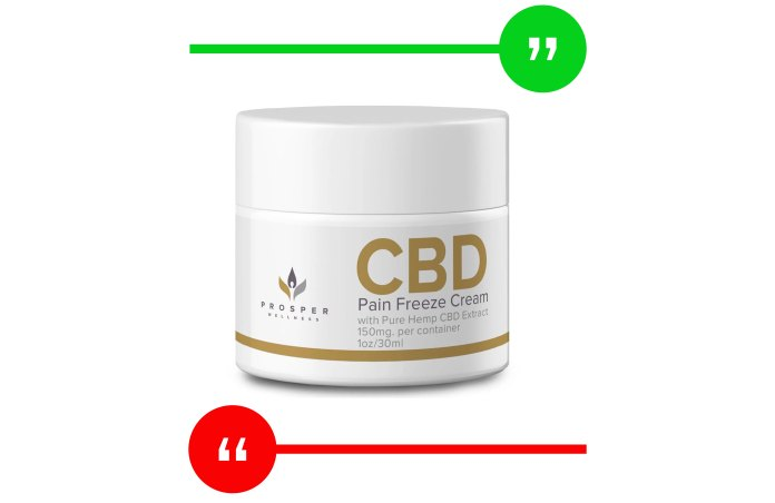 Prosper-CBD-Pain-Freeze-Cream-review
