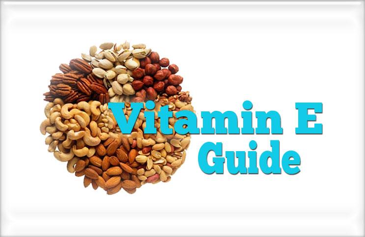 Vitamin E Guide | Vitamin E Health Benefits & Information
