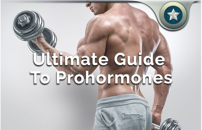 ultimate guide to prohormones