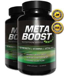 Meta Boost Testosterone Booster